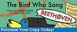 The Bird Who Sang Beethoven